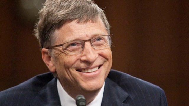 """マイクロソフト創業者ウィリアム・ヘンリー・""""ビル""""・ゲイツ3世(William Henry """"Bill"""" Gates III"""